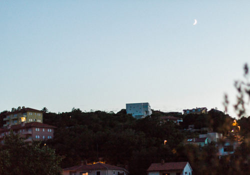 Urlaubsfotos - Vrbnik Kroatien