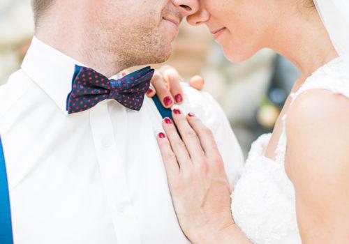 Hochzeit im Freien in Schiltern