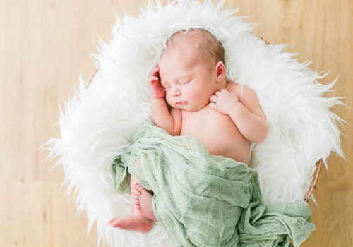 Newbornfotos in Sierndorf